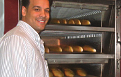 Stone Hearth Gas-Fired MiniTube Oven Produces High Quality Artisan Style Breads in Limited Space
