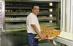 Long Island Baker doubles his baking capacity while dramatically reducing energy costs